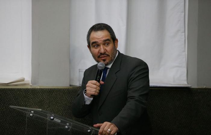 Christian de Castro, ex-chefe da Ancine, divulgou carta aberta. Foto: Arquivo / Agência Brasil