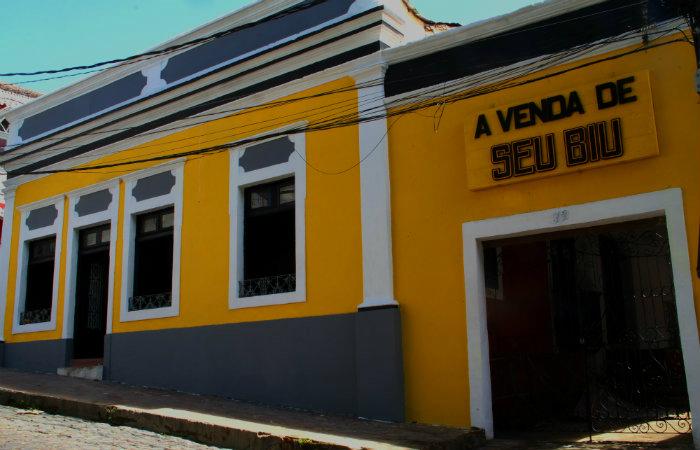 Byll de Olinda deu origem ao espaço Venda de Seu Biu, popular no Sítio Histórico do Município. Foto: Gustavo Pinheiro/Divulgação