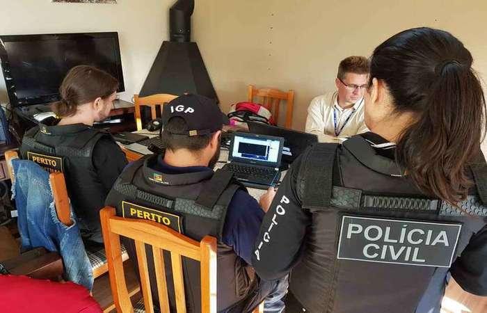 Polícia Civil do RS/Divulgação