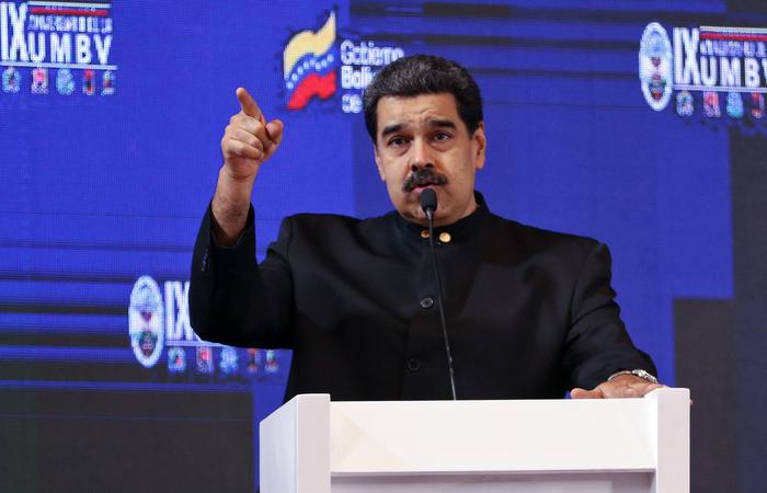 Venezuela's Presidency/AFP