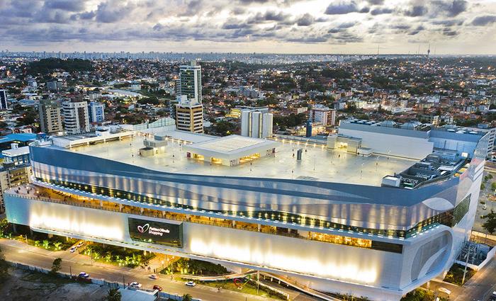 Patteo Olinda Shopping terá horário especial no sábado. Foto: Alexandre Albuquerque/Divulgação