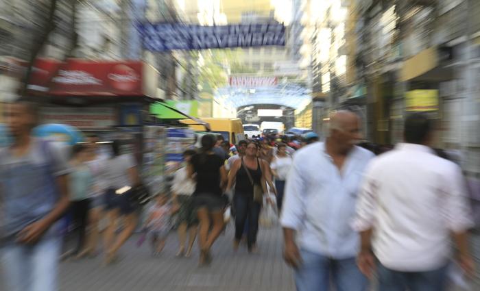 Objetivo da ação é impulsionar as vendas em um mês que não tem data comemorativa. Foto: Rafael Martins/Arquivo DP