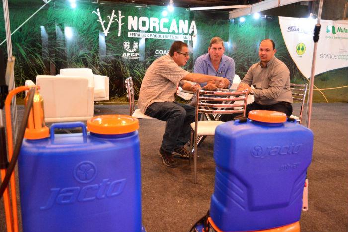 O encontro entre produtores de cana-de-açúcar acontece pelo segundo ano consecutivo. Foto: Divulgação