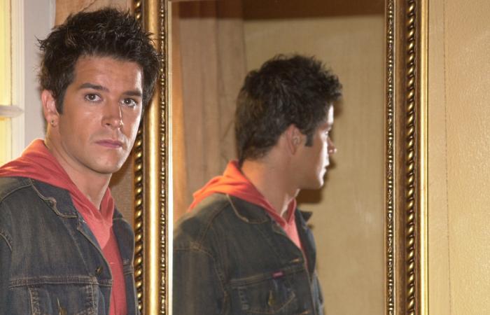 Léo (Murilo Benício), o clone atormentado em busca de seu lugar no mundo - Divulgação/Globo