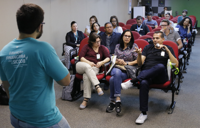 Aula foi dada na última terça-feira (3) - Fernando Frazão/Agência Brasil