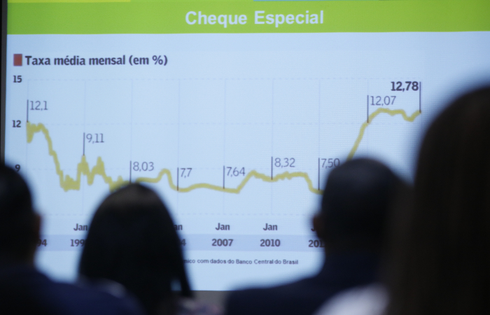 Refugiados assistem palestras para entenderem o sistema financeiro brasileiro - Fernando Frazão/Agência Brasil