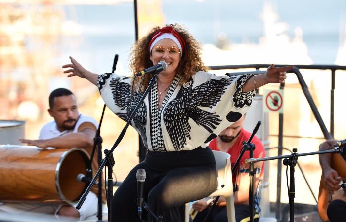 Cantora esteve em Portugal e se apresenta na Espanha neste domingo (8) - Divulgação