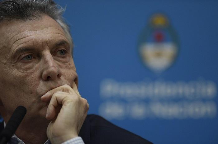 Foto: Juan MABROMATA / AFP