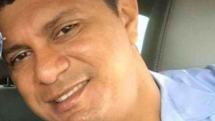 O sargento Silva Rodrigues está preso há mais de dois meses. Foto: Reprodução/Facebook