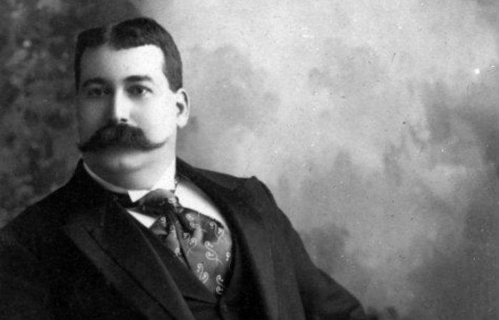 Oliveira Lima foi um importante diplomata e historiador pernambucano. Foto: Divulgação