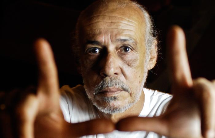 Geraldo Pinho, programador do Cinema São Luiz. Foto: Bernardo Dantas/DP/D.A Press