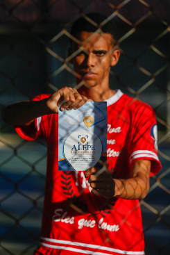 Dhon ganhou quiz da Alepe - Leandro de Santana/Esp. DP
