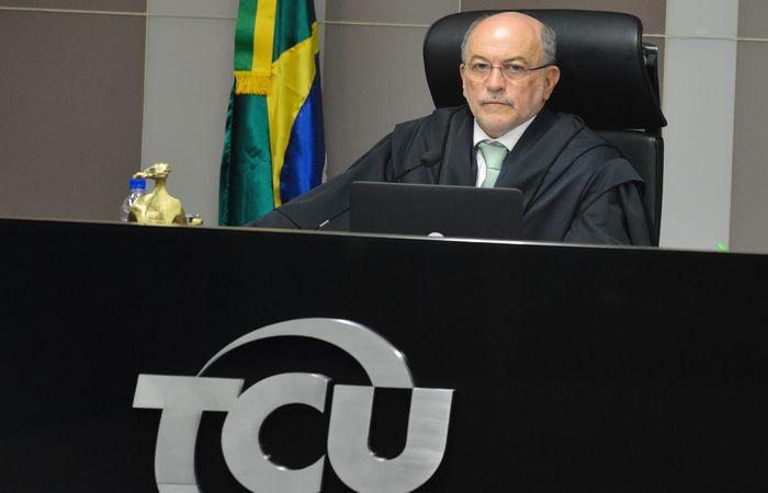 Aroldo Cedraz foi acusado de tráfico de influência. Foto: Valter Campanato/Agência Brasil  (Foto: Valter Campanato/Agência Brasil )