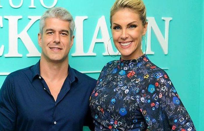 Ana Hickmann e seu cunhado, Gustavo Henrique Correia - Créditos: Instagram/Reprodução.  (Instagram/Reprodução)