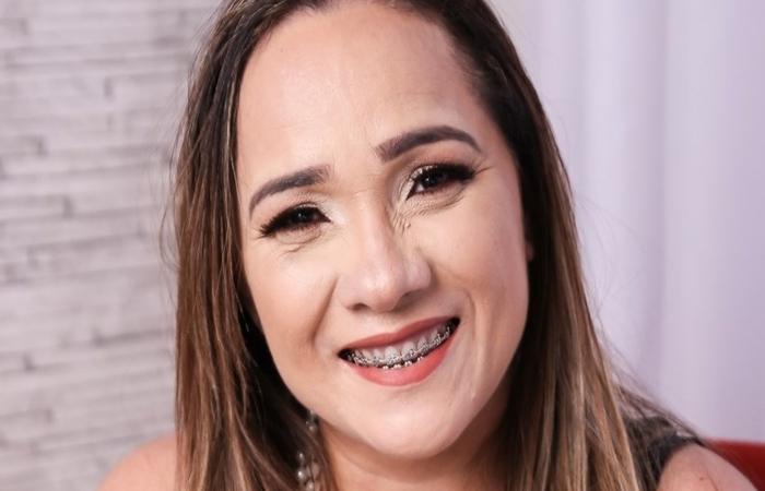 Lani Queiroz, professora do Maranha e escritora de literatura erótica - Créditos: Reprodução/Facebook.