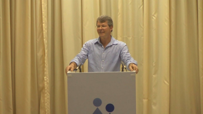 Geraldo Campetti será um dos palestrantes da Mostra. Foto: YouTube/Reprodução