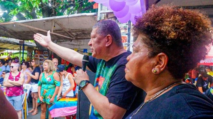 Militante receberá honraria por proposição do deputado Isaltino Nascimento (PSB). Foto: Divulgação