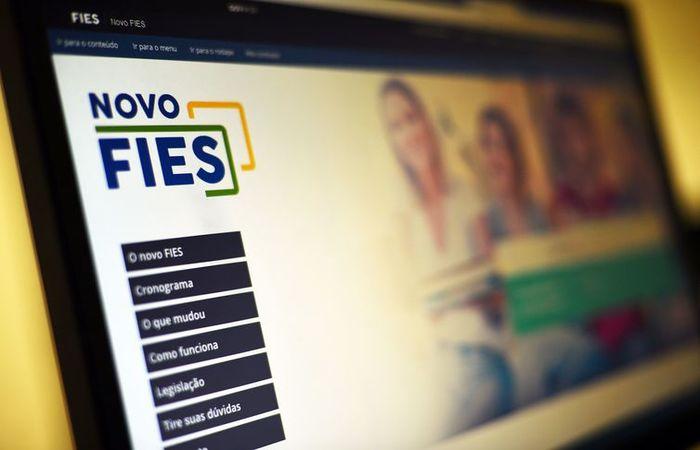 Inscrições podem ser feitas na página do Fies na internet. Foto: Marcello Casal Jr/ Arquivo/Agência Brasil