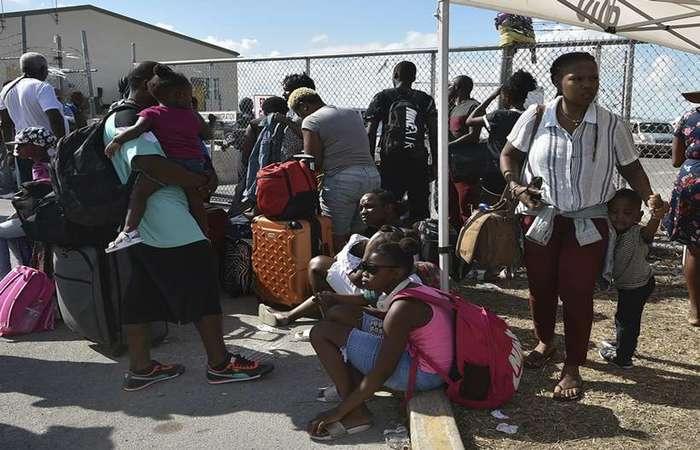 Cerca de 2.500 pessoas continuam desaparecidas nas Bahamas mais de uma semana depois da passagem do devastador furacão Dorian - Créditos: AFP.
