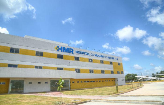 O Hospital da Mulher do Recife será o piloto da iniciativa e deverá receber a instalação de painéis solares fotovoltaicos. Foto: Diario de Pernambuco / Arquivo