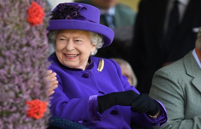 Rainha Elizabeth 2ª - Créditos: AFP.