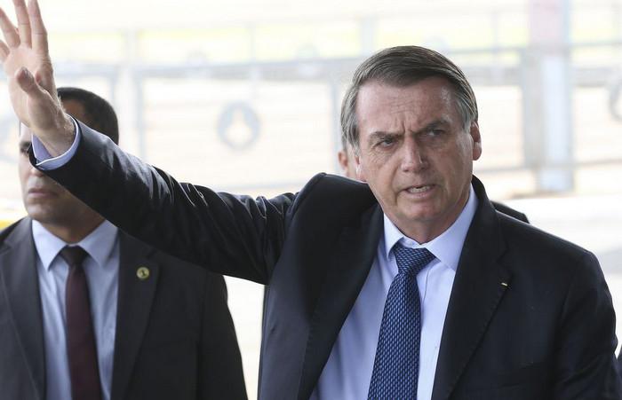 """Após a publicação da MP 892, em agosto, Bolsonaro disse que o ato era uma forma de """"retribuição"""" à imprensa. Foto: Antonio Cruz/ Agencia Brasil"""