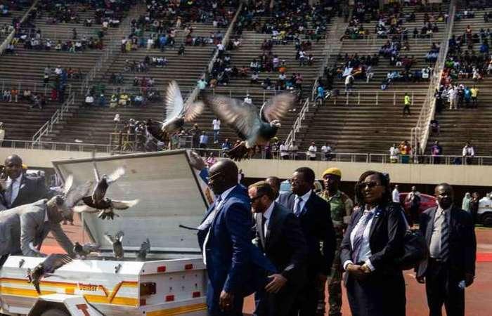Zinyange Auntony/AFP