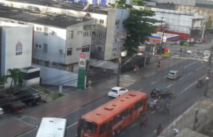 Vídeo que circula no WhatsApp mostra instantes após o acidente. Foto: Reprodução da Internet