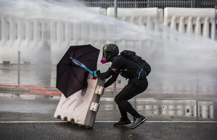 Isaac Lawrence/AFP