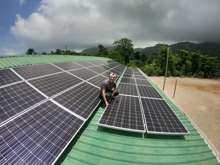 Lucas participou de projeto que mudou a realidade dos estudantes em Durissy. Foto: UFPE/Divulgação