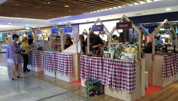 Evento aporta no shopping de hoje até o dia 30 de setembro. Foto: Divulgação.