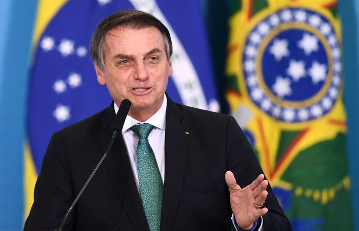 Foto: Evaristo Sá/AFP (Foto: Evaristo Sá/AFP)