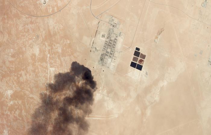 HO/Planet Labs INC./AFP