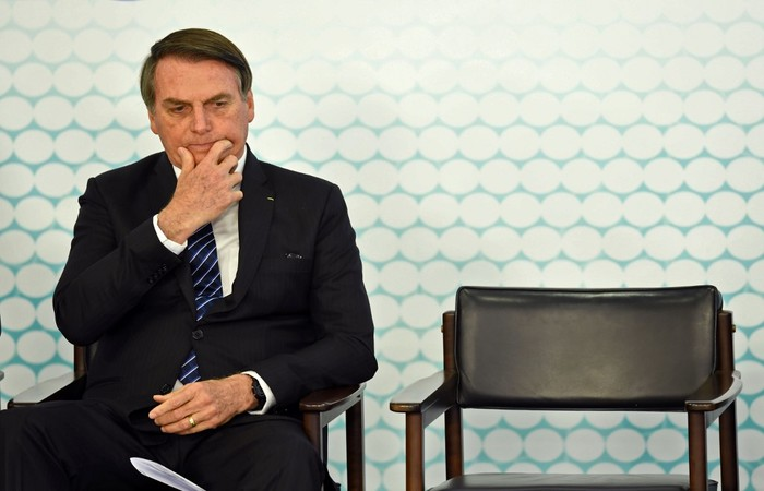 Jair Bolsonaro - Créditos: AFP.