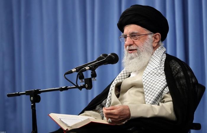 Aiatolá Ali Khamenei - Créditos: AFP.