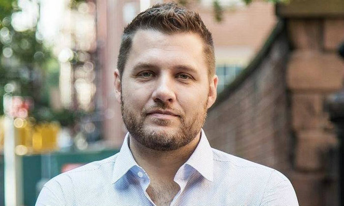 Mark Manson é um escritor best-seller dos livros motivacionais. Foto: Divulgação