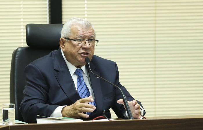 Alcides Martins assumiu o comando da PGR de forma interina com a saída de Raquel Dodge. Foto: José Cruz/Agência Brasil  (Foto: José Cruz/Agência Brasil)