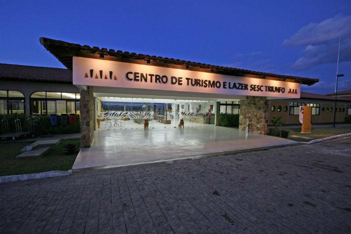 Obra inclui construção de equipamento de lazer e reformas no centro de convenções e Fábrica de Criação Popular. Foto: Sesc PE