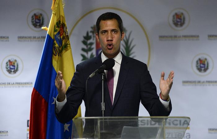 Matias Delacroix / AFP