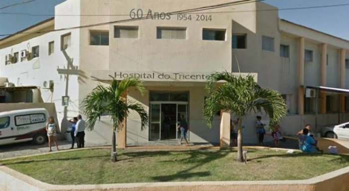 Segundo o Corpo de Bombeiros, ninguém ficou ferido. Foto: Reprodução/Google Street View