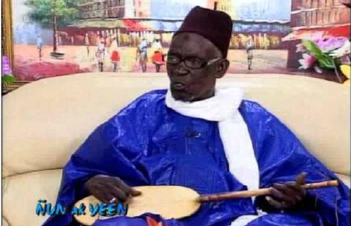 """Considerado pela Unesco em 2006 como um """"tesouro humano vivo"""", o cantor morreu aos 95 anos. Foto: Reprodução/Internet"""