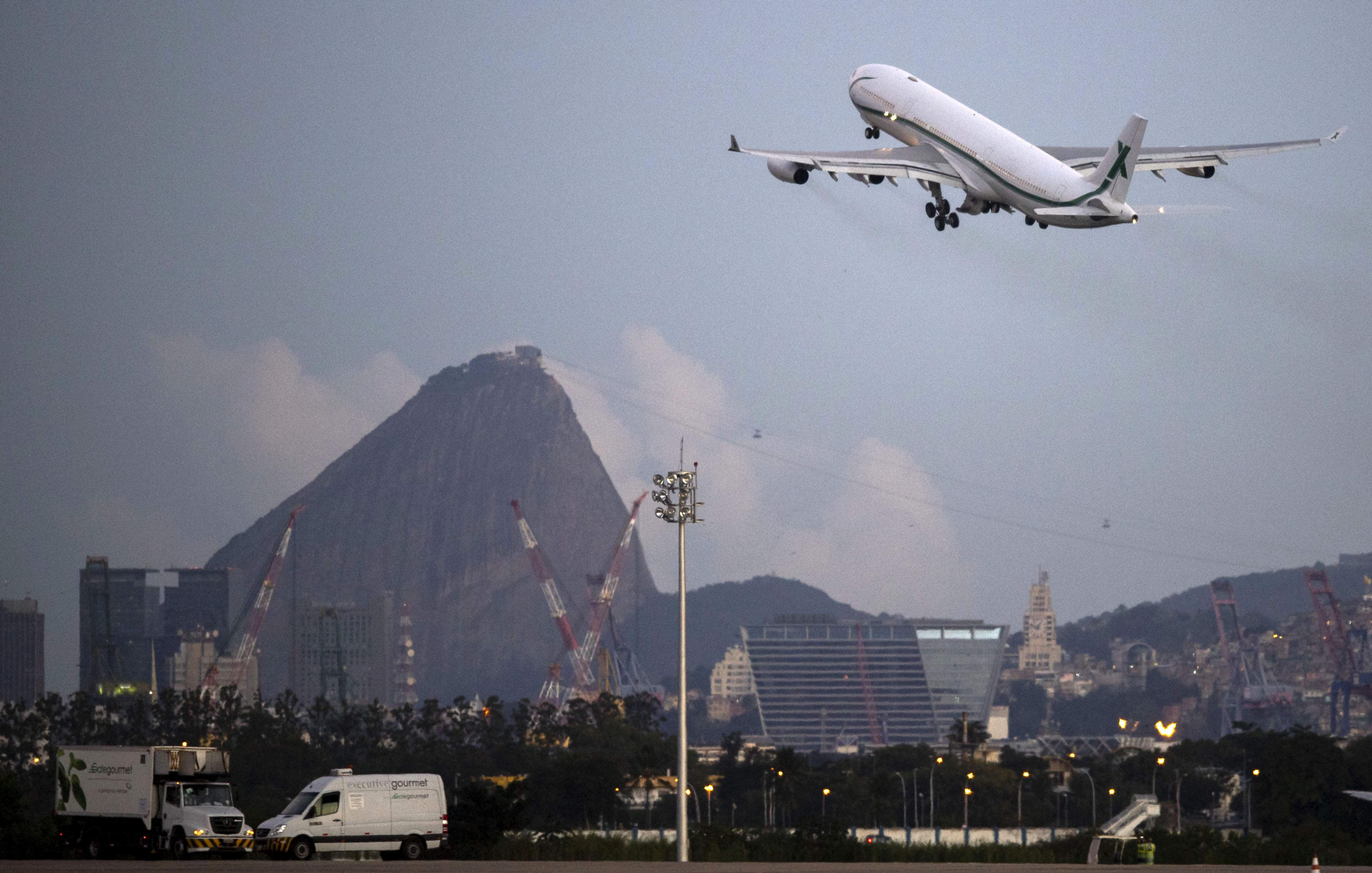 Foto: AFP PHOTO / MAURO PIMENTEL
