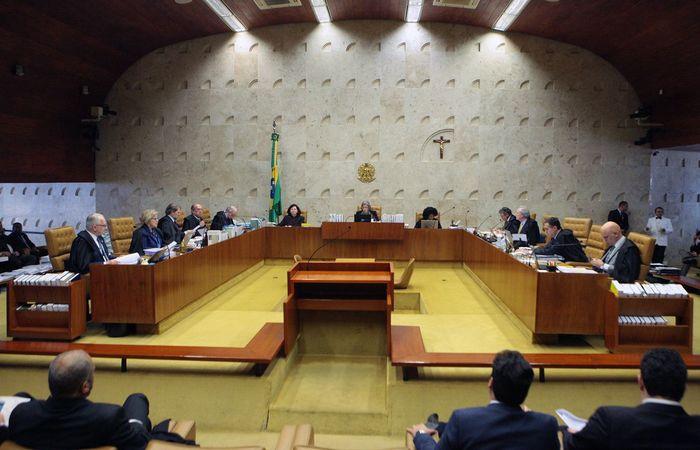 Foto: Carlos Moura/SCO/STF  (Foto: Carlos Moura/SCO/STF )