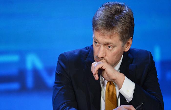 Dmitry Peskov, porta-voz do presidente Vladimir Putin. Foto: Alexei Nikolskiy/AFP