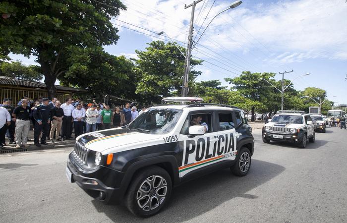 Foto: Divulgação / Governo do Ceará