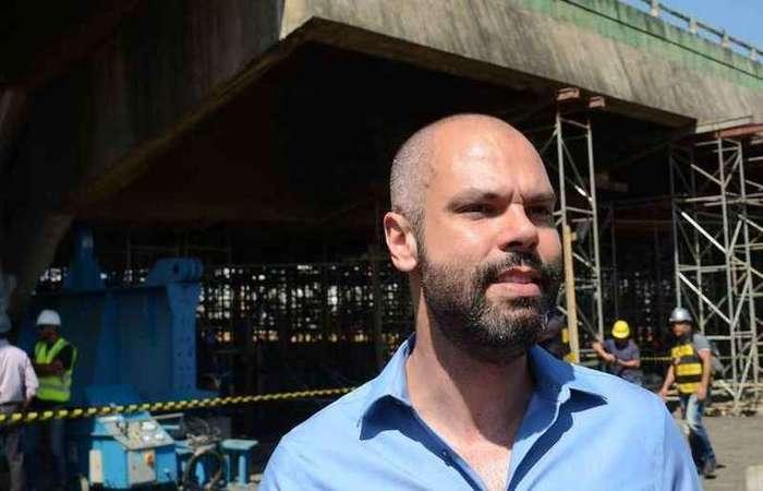 """Covas chamou a fala de Alvim de """"desrespeito"""" - foto: Rovena Rosa/Agência Brasil."""