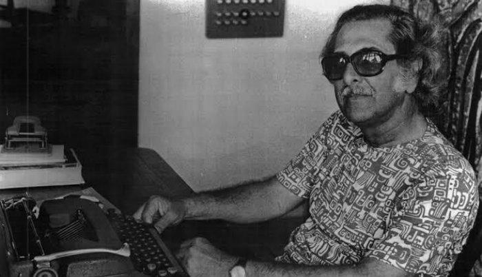 Hermilo faleceu, em 1976, aos 58 anos. Segundo Anco, faleceu enquanto fazia aquilo que era apaixonado: escrevendo. Foto: Acervo Pessoal