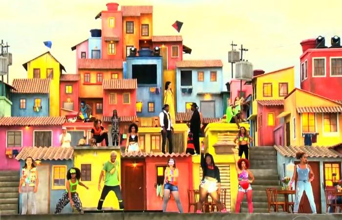 Entre as atrações anunciadas para o Espaço, estão o rapper carioca BK, a Orquestra Maré do Amanhã, a festa Heavy Baile com Tati Quebra Barraco e MC Carol. Foto: Reprodução/TV Globo