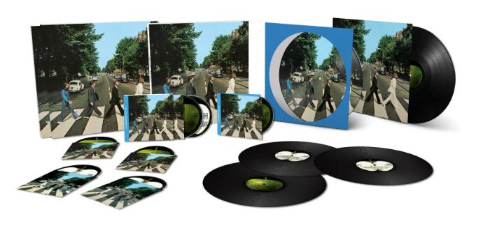 Edição de luxo. Foto: Apple Records/Divulgação