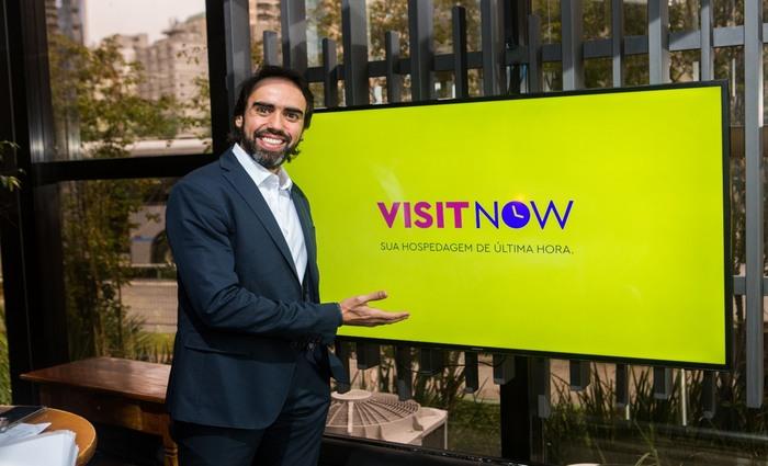 Segundo Bruno Guimarães, expectativa é tornar a empresa lucrativa em um período inferior a dois anos. Foto: VisitNow/Divulgação